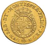 SAVOIA Carlo Emanuele III (1755-1773) Doppia ...