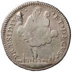BOLOGNA Governo popolare (1796-1797) Mezzo ...