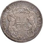 SAVOIA Vittorio Amedeo II (1680-1713) Scudo ...
