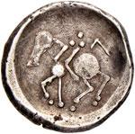 CELTI Area danubiana (359-336 a.C.) Didramma ...