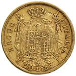 MILANO Napoleone (1805-1814) 20 Lire 1808 ...