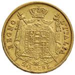 MILANO Napoleone (1805-1814) 20 Lire 1811 ...