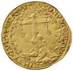 FERRARA Ercole II (1534-1559) Scudo d'oro ...