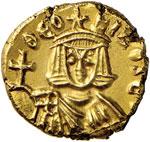 Teofilo (829-842) Siracusa Solido - Busto ...