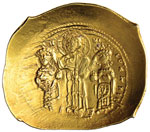 Romano IV (1068-1071) Histamenon - Cristo ...