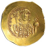 Michele VII (1071-1078) Histamenon - Cristo ...