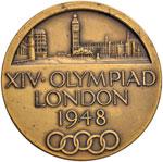 Londra Medaglia per le Olimpiadi del 1948 - ...