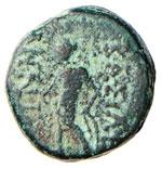 SIRIA Antioco III (223-187 a.C.) AE - Testa ...