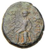 SIRIA Seleuco III (226-223 a.C.) AE - Busto ...
