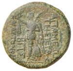 SELEUCIDE E PIERIA Apamea AE (I sec. a.C.) - ...
