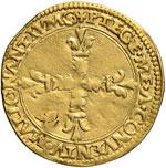 CAMERINO Giulia Varano (1527-1534) Scudo ...