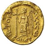 Odoacre (476-493) Solido  a nome ...