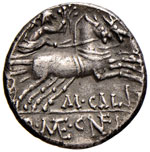Calidia - M. Calidius, Q. Metellus, Cn. ...