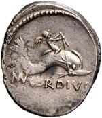 Cordia - Mn. Cordius Rufus - Denario (46 ...