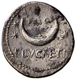 Lucretia - L. Lucretius Trio - Denario (76 ...