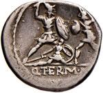 Minucia - Q. Minucius Thermos M. f. - ...