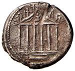 Petillia - Petillius Capitolinus - Denario ...