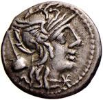 Quinctia - Ti. Quinctius ...