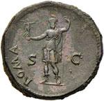 Vespasiano (69-79) Sesterzio – Testa ...