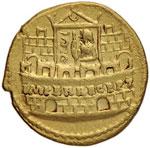 ROMA IMPERO Claudio (41-54) Aureo – Testa ...