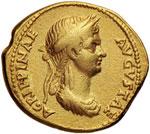 ROMA IMPERO Claudio e Agrippina (41-54) ...