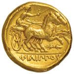 MACEDONIA Filippo II (336-323 a.C.) Statere ...
