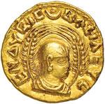 AKSUM Endubis (270-300 circa) AU - Busto a ...