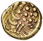 BRITANNIA Durotriges - Statere (65-45 a.C.) ...