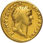 Domiziano (81-96) Aureo ...