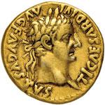 Tiberio (14-37) Aureo ...