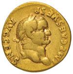 Vespasiano (69-79) Aureo ...