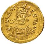 Leone (457-474) Solido ...
