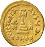 Eraclio (610-641) Solido – Gli imperatori ...