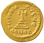 Eraclio (610-641) Solido – Busti degli ...