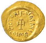 Focas (602-610) Tremisse – Busto a d. – ...