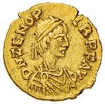 Zeno (475-476) Tremisse ...
