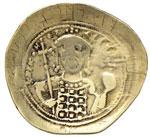 Niceforo III (1078-1081) Electrum Tetarteron ...
