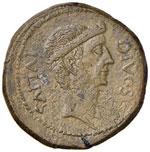 ROMA REPUBBLICA Ottaviano Sesterzio (zecca ...