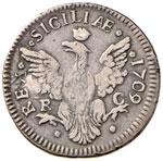Filippo V (1701-1713) 4 Tarì 1709 – Spahr ...