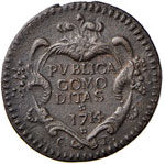 Vittorio Amedeo II (1713-1720) Grano 1714 ...