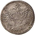 Carlo III (1720-1734) Tarì 1721 – Spahr ...