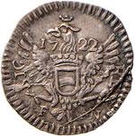 Carlo III (1720-1734) Mezzo tarì 1722 – ...