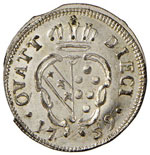 FIRENZE Francesco II (1737-1765) Doppia ...