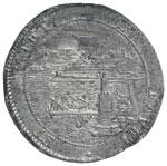 LIVORNO Cosimo III (1670-1723) Tollero 1698 ...