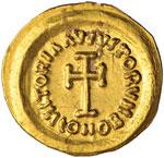 LONGOBARDI Monetazione a nome di Eraclio ...