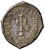 Costante II (641-668) Esagramma - Busti ...