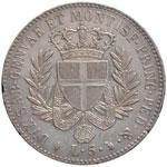 Vittorio Emanuele I (1814-1821) 5 Lire 1821 ...