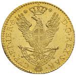SAVOIA Carlo Emanuele IV (1796-1802) Doppia ...