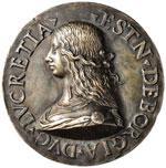 Lucrezia Borgia (figlia di papa Alessandro ...