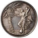 Cristina di Svezia (1626-1689) Medaglia – ...